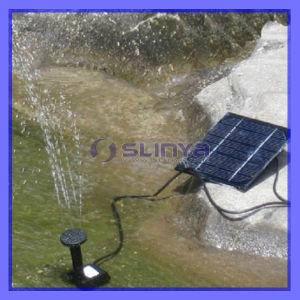 L\'énergie solaire Fontaine de la pompe à eau de piscine Kit d ...