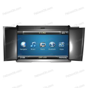 Bluetooth/MP3/MP4/Radio/RDS Display (C7122CD)のシトロエンDs4のための7inch Touch Screen Car DVD GPS