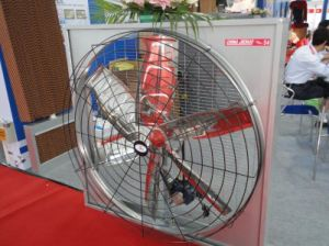 50 ' de Ventilator van het Huis van de Koe (Nieuw Model)