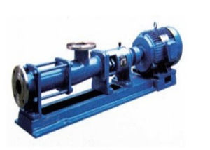 Screw Pump Contains Solid Particle (G60)