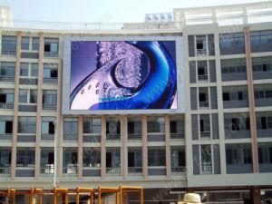 P16 pour carte d'affichage à LED de plein air de la publicité commerciale