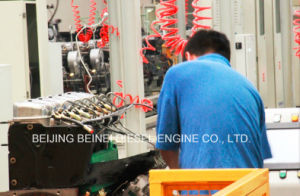 Motore diesel raffreddato aria (F4l914) per il compressore d'aria della pompa ad acqua
