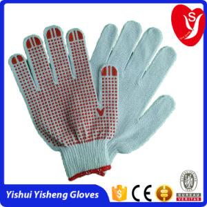 Puntos de PVC 7calibrador o calibre 10Ordenador la máquina de puntos de PVC guantes para la construcción usa