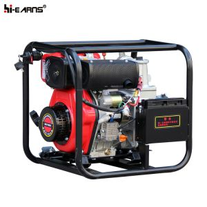 Bomba de Água Diesel Recoil Iniciar Cor vermelha (DP30)
