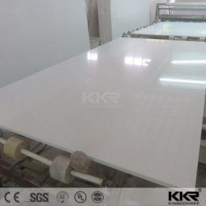 Matériau de comptoir en marbre artificiel Polishied Quartz