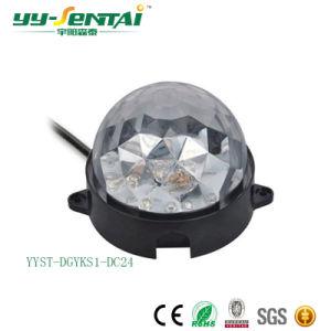 Ponto de fonte de luz LED