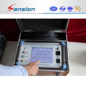 El analizador de deformación del bobinado del transformador