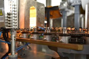 ナット肉詰物のための広い口のびんの吹く機械