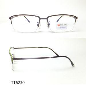 Het Optische Frame van het titanium (TT 6230)