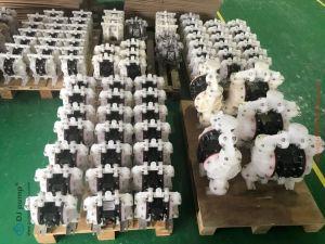 空気のダイヤフラムポンプ、二重ダイヤフラムポンプ、プラスチック空気ダイヤフラムポンプ/PP/PVDF