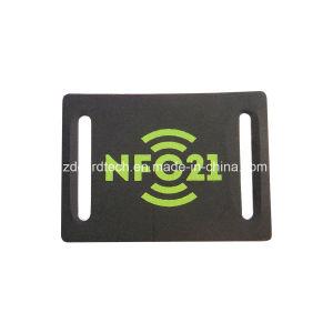 Scheda passiva del codice a barre di plastica NFC RFID per il pagamento