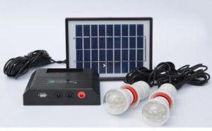 Zonne Systeem van de Generator van het Zonnepaneel van de Lamp Zonne Licht Zonne hzad-002