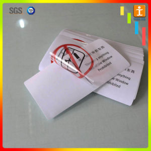 Контур и надпись деловых обедов виниловые наклейки для рекламы (TJ-VS001)
