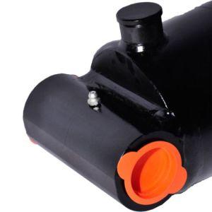 Cilindro hidráulico por grosso com as normas ISO