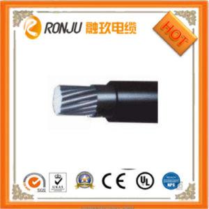 Алюминиевый проводник стальные усиленные кабель ACSR накладных оголенные провода кабеля питания трансмиссии