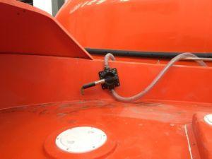 Reforçado com Fibra de vidro (GRP) 6 Pessoas barco salva
