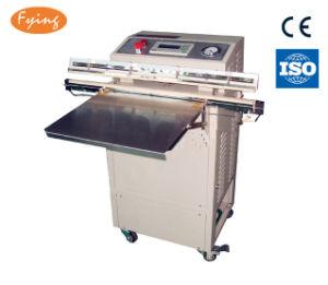 La extracción de sellado al vacío de la máquina de embalaje de alimentos con CE