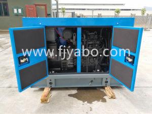 Электричество звуконепроницаемых 20 ква дизельный генератор с двигателя Isuzu