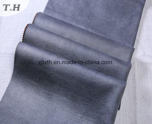 Супер мягкий и герметичность велюр клея из натуральной кожи для диван ткань