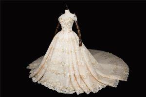 Max-825 Señoras mujeres chica Custom hacen parte de la Prom nupcial vestido de novia vestido de noche