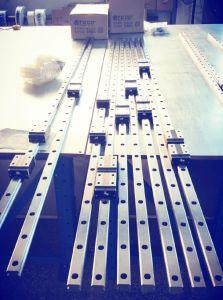 엘리베이터를 위한 선형 가이드