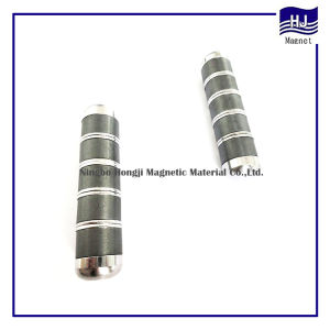 Magneto de ferrite permanente de alta qualidade vaca elemento de material magnético