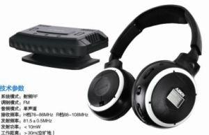 LCD 디스플레이 (QQ198)를 가진 PC &TV MP3 무선 헤드폰