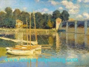 Het Olieverfschilderij van Monet, de Reproductie van het Olieverfschilderij, Olieverfschilderijen