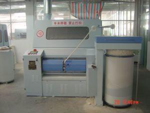 Semi coton peignée et de filature de laine petite machine textile