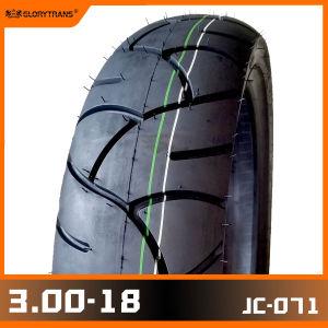 Jc071 Motocicleta neumático (3.00-18)