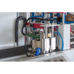 POF embalaje retráctil de medicina de alta velocidad (FLB-4555A)