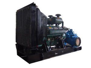 Double fonction de l'électricité de l'unité de pompe à eau