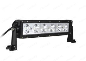 LEIDENE van de Kwaliteit van Lmuosnu Offroad Vloed van de Beste IP67 Staaf van het Werk de Lichte Vlek Vrachtwagens ATV SUV 60W 12.7 LEIDENE van de Duim Lichte Staaf