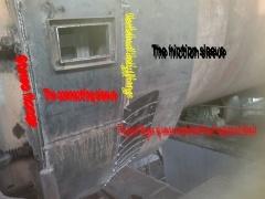Guarnizione flessibile del forno rotante