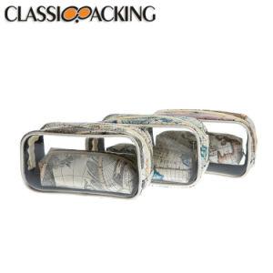 カスタム構成袋PVC旅行装飾的な袋の安い構成ボックス