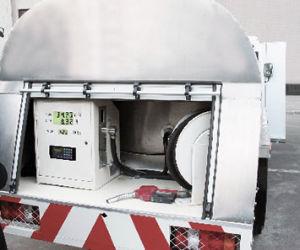 Dispensador de combustível móvel de alta qualidade DC24V / DC12V / AC 220V