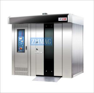 32 bacs Four Diesel rotatif commerciaux de boulangerie (ZMZ-32D)