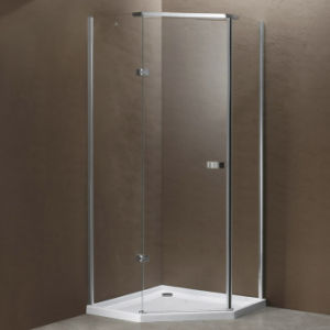 Neo Angel Receptáculo de ducha sin cerco con una puerta con bisagras (K-D4).