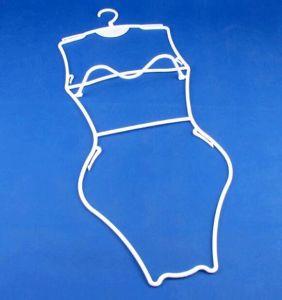 Haut de Gamme de couleur claire personnalisé de cintres complet du corps féminin