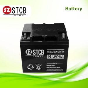 UPS de larga duración de batería 12V 38Ah
