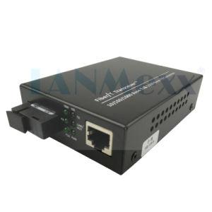 2 E1 sur IP et TDM Support convertisseur de protocole Medio convertisseur SFP