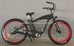 Los nuevos neumáticos grasa potente de 26 bicicleta eléctrica con 48V 500W