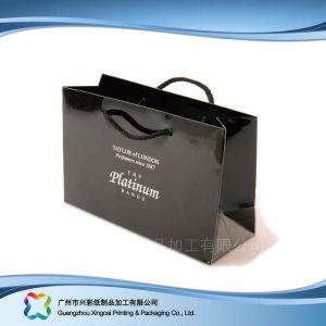 Упаковка бумаги сумка для шоппинга/ Дар/ одежды (XC-bgg-020)