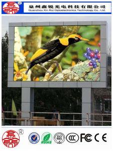 Visualizzazione di LED locativa di colore completo dello schermo esterno caldo di vendita P4
