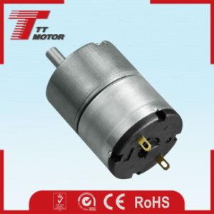 Los medidores inteligentes marcha DC electric motor 24V.