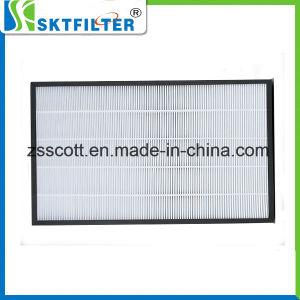 H13 стеклянное оптоволокно дома фильтра очистки воздуха HEPA