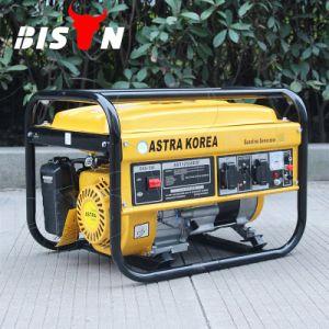 Bison Air-Cooled Gerador Gasolina Portátil do fornecedor experiente