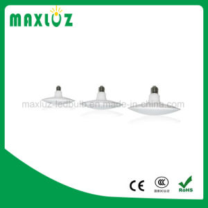 LED de 15W OVNI Nuvem de forma a lâmpada com a base da lâmpada E27