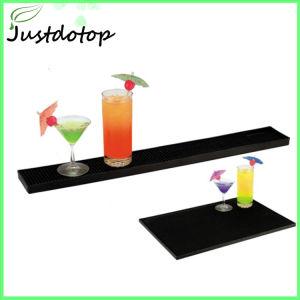 Le restaurant de promotion Logo personnalisé en PVC souple Bar tapis en caoutchouc