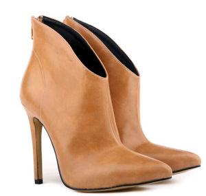 Dernière Fashion haut talon Bottes pour femmes (A100)